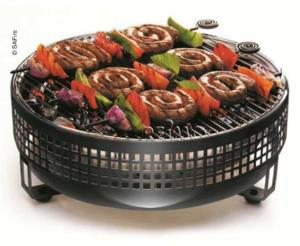 GRILL DE TABLE - SAfire Cookers