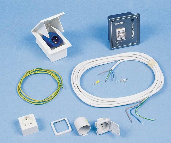 kit elekromat installation 230v. Black Bedroom Furniture Sets. Home Design Ideas