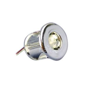 MINI SPOT LED encastrable 19mm,0,06W, lumiere blanche