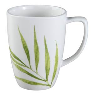 MUG CORELLE CARRE 355ML - BAMBOO LEAF