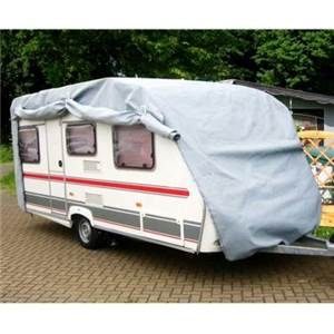 PROTECTION INTEGRALE GRISE DE CARAVANE 550X250CM