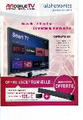 TELEVISEUR MOBILETV ANDROID SMART TV Silverline 19DVD HD LED 47cm - 18.5""