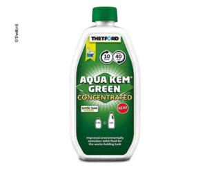 AQUA KEM GREEN CONCENTRE 780ml - PRODUIT ADDITIF WC