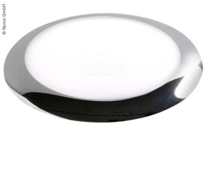 APPLIQUE LEDS CHROME 12V / 5W - ø 168mm, H 9 mm