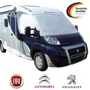 PROTECTION EXTERIEURE ISOTHERME LUX HINDERMANN - Ford Transit 2006 - 2013 - partie haute
