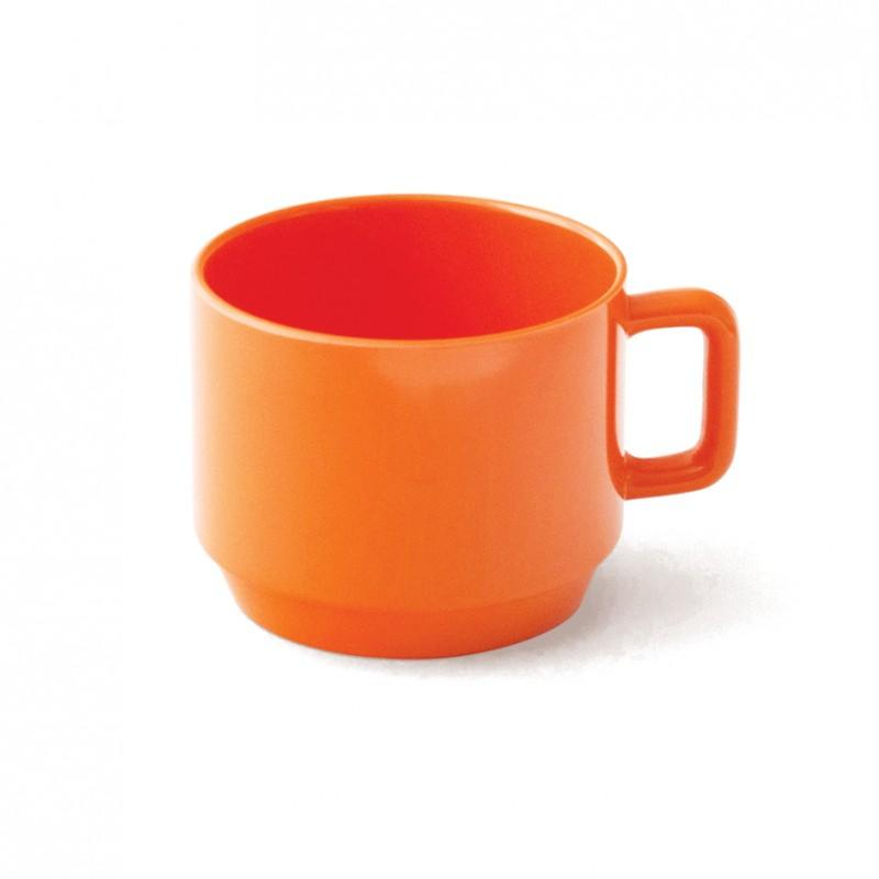 Plastorex A Melamine Orange Tasse Cafe FJclK1