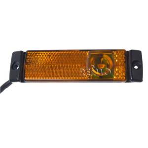 FEU DE POSITION LATERAL A LEDS A INTEGRER VERTICAL 130x32