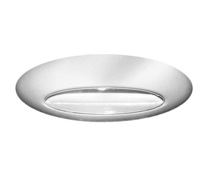 led downlight mince eclairage indirect 3 leds 86x33x10mm. Black Bedroom Furniture Sets. Home Design Ideas