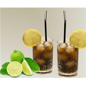 LOT DE 2 VERRES A JUS DE FRUITS - 300ml