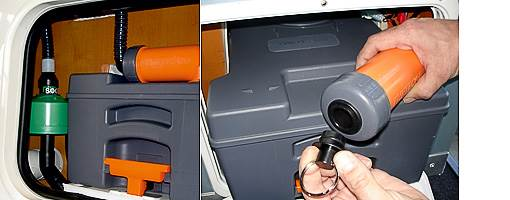 sog ii type f pour cassettes c250 c260 montage plancher. Black Bedroom Furniture Sets. Home Design Ideas