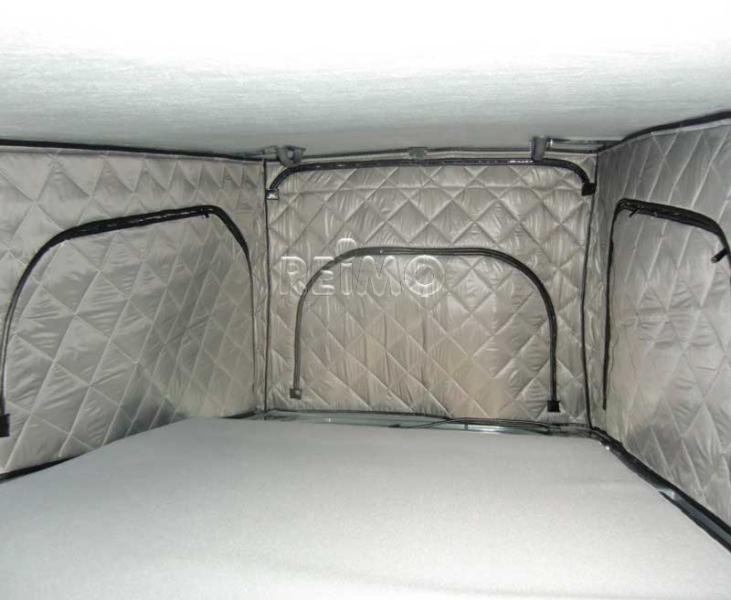 isolation toit relevable vw california california beach. Black Bedroom Furniture Sets. Home Design Ideas