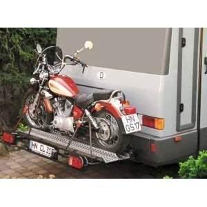 adaptateur chassis camping car alcove ou integre porte moto cate. Black Bedroom Furniture Sets. Home Design Ideas