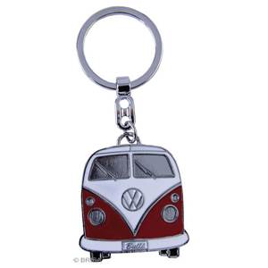 PORTE CLE VW COLLECTION ROUGE