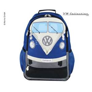 SAC A DOS VW collection BLEU