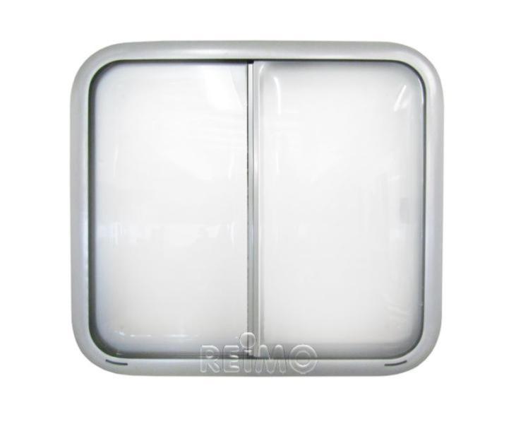 baie coulissante avec cadre en aluminium 600 x 550 mm. Black Bedroom Furniture Sets. Home Design Ideas