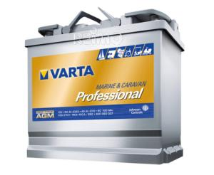 BATTERIE VARTA PROFESSIONAL DEEP CYCLE AGM LAD260Ah