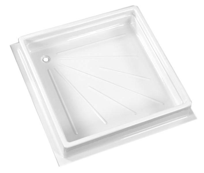 receveur de douche 68×68