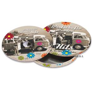 CD DE MUSIQUE ANNEES 50-60 COLLECTION VW