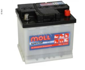 BATTERIE MOLL 60Ah SPECIAL SOLAIRE