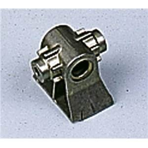 ECROU DE VERIN EN METAL (DIAMETRE 16 MM.)