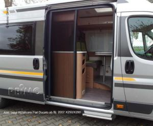 MOUSTIQUAIRE REMIcare II VAN - TRANSIT CUSTOM Modell V362