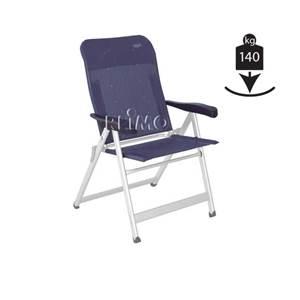 Chaise crespo dossier droit bleu xl for Chaise dos droit