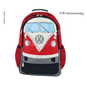 SAC A DOS VW collection ROUGE