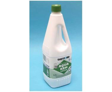 PRODUIT ADDITIF WC AQUA-KEM GREEN - 1,5 L