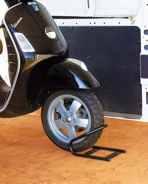 blocage roue motowheel f pour roue avant. Black Bedroom Furniture Sets. Home Design Ideas