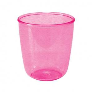 GOBELET COPOLYESTER 15CL Coloris ROSE PLASTOREX