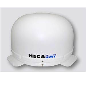 MEGASAT CAMPINGMAN TAS - Antenne Satellite Automatique CAMPING CAR TWIN/SKEW