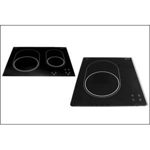 plaque de cuisson vitroceramique 2 foyers gaz 30mb dynaxo. Black Bedroom Furniture Sets. Home Design Ideas