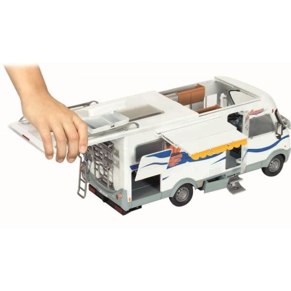 campingcar a friction 35cm john world. Black Bedroom Furniture Sets. Home Design Ideas