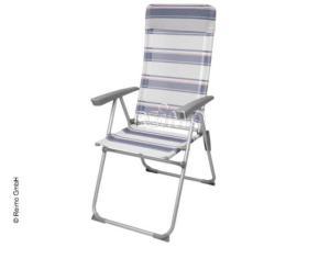 chaise de camping tortuga blanc bleu rouge. Black Bedroom Furniture Sets. Home Design Ideas