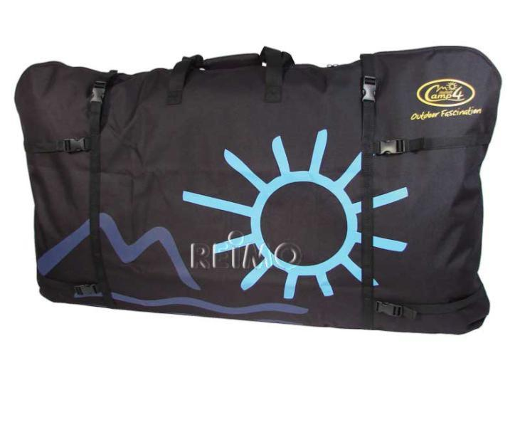 De Rangement Sac Camping 130x80x10cm Noir Pour Meuble HD2WE9IY