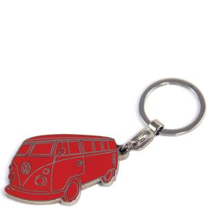 PORTE-CLE BULLI ROUGE  - VW COLLECTION
