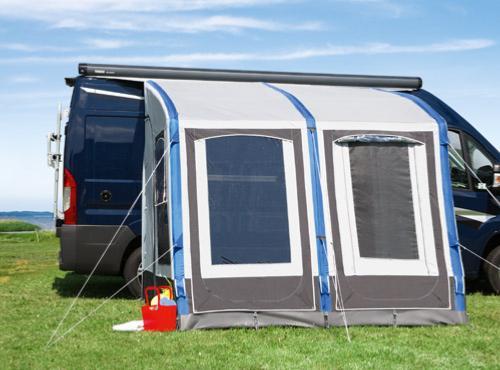 Auvent gonflable space air hq dwt pour store ou caravane for Store interieur pour caravane