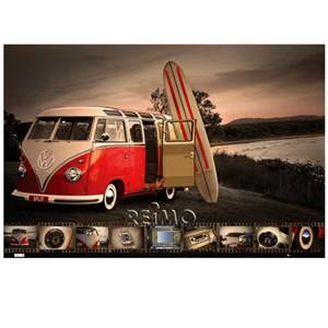 POSTER VW Collection - VW BusSurfboard 61x91,5cm