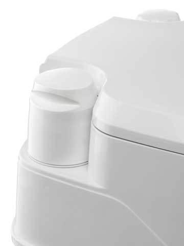 wc chimique porta potti qube 365 blanc. Black Bedroom Furniture Sets. Home Design Ideas