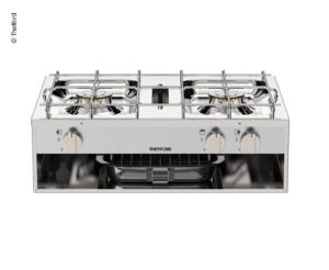 CUISINIERE 2 FEUX GAZ + FONCTION GRILL THETFORD Hotplate - 345x445mm