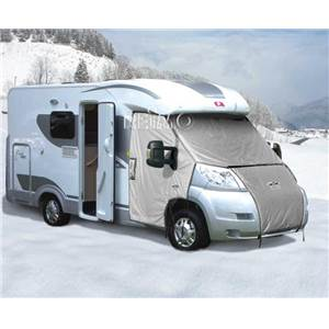 ISOLATION EXTRIEURE AVANT CAMPING-CAR Ducato, Boxer, Jumper 2007