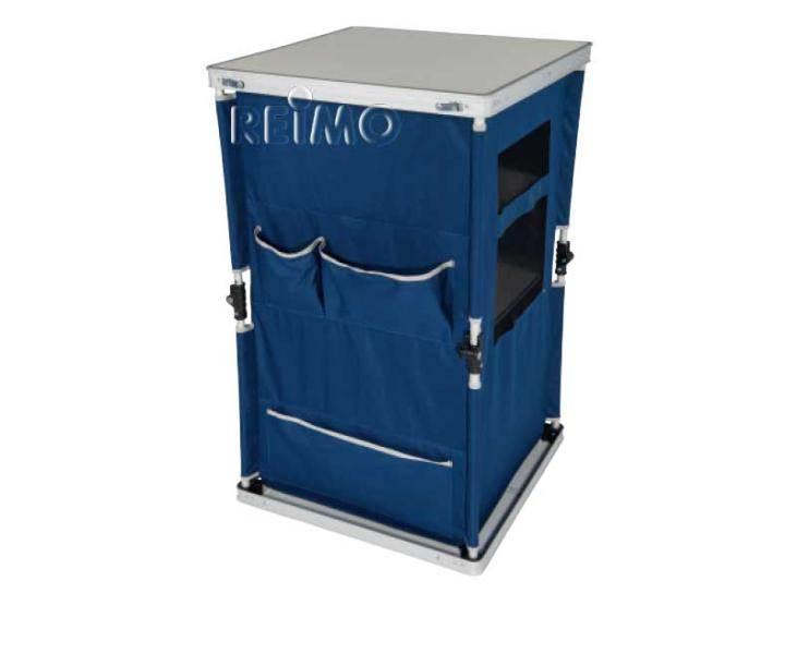 Meuble cuisine katy 60x60x110cm Grilles etageres fines pour meubles de cuisines camping car