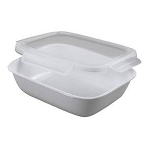 PLAT SERVE + STORE CORELLE - RECTANGULAIRE 500ml-