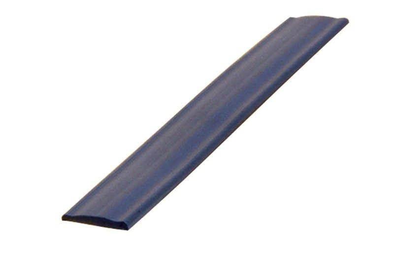 profil de finition 12mm noir pour rails 10m. Black Bedroom Furniture Sets. Home Design Ideas