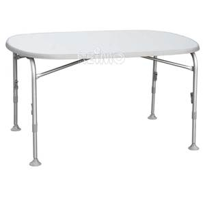 TABLE DE CAMPING CAMPICO 130 LIGHT ALU DE WESTFIELD