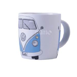 TASSE MUG VW COLLECTION DECOR BULLI BLEU