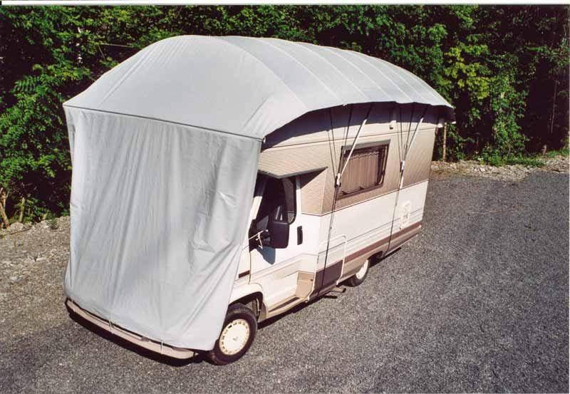 toit de protection vanprotect 480 520 cm. Black Bedroom Furniture Sets. Home Design Ideas