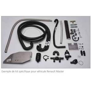 KIT ADDITIONNEL THERMO TOP C pour TRANSIT arriere