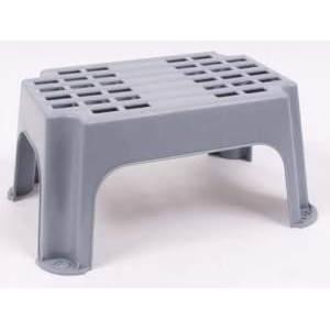 marche pied step plastique 490x340xh230mm. Black Bedroom Furniture Sets. Home Design Ideas