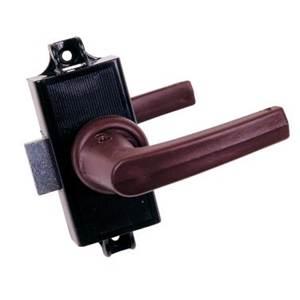 poignee de porte a fermeture pour toilettes brun. Black Bedroom Furniture Sets. Home Design Ideas